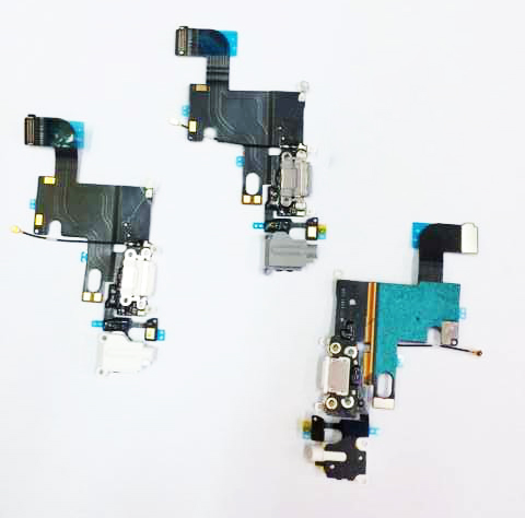 discount For iPhone 6 Dock Connector Charging Port Flex Cable Replacement-Dark Grey