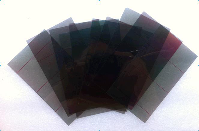 discount 100pcs/lot for iPhone 6 LCD Polarizer Film-clear