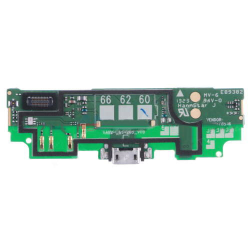 discount Charging Port PCB Board Replacement for Nokia Lumia 625