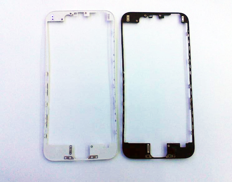 discount For iPhone 6 Plus Touch Screen Bezel with hot melt glue Or