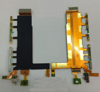 discount Motherboard Flex Cable With Vibrator Motor and Mic for Sony Xperia Z3
