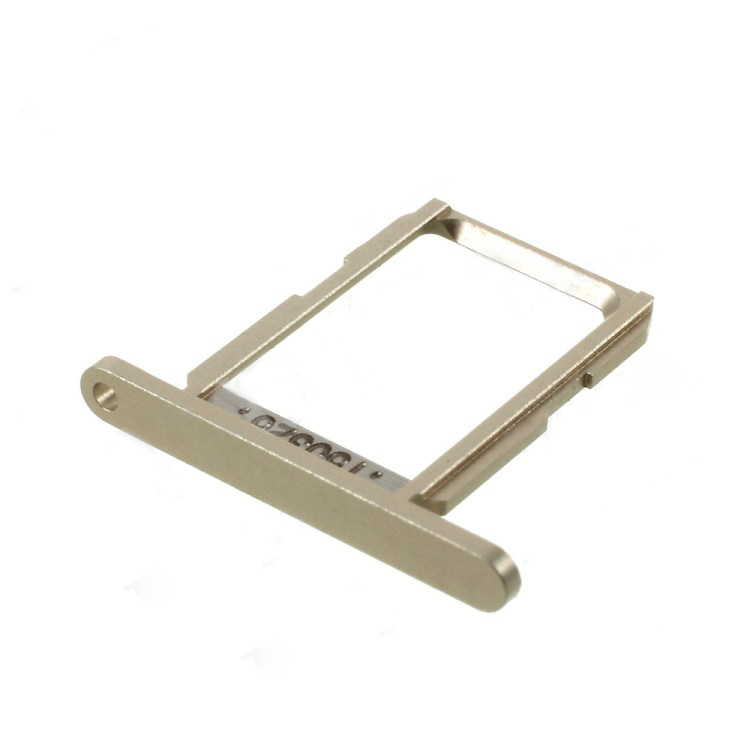 discount SIM Card Tray Holder Slot for Samsung Galaxy S6 G920 - Champagne