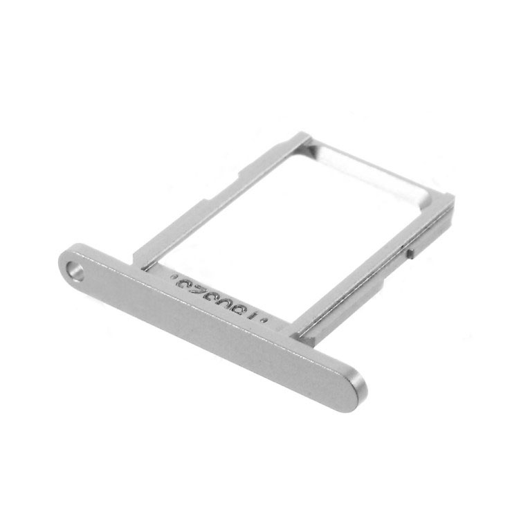 discount SIM Card Tray Holder Slot for Samsung Galaxy S6 G920 - Silver