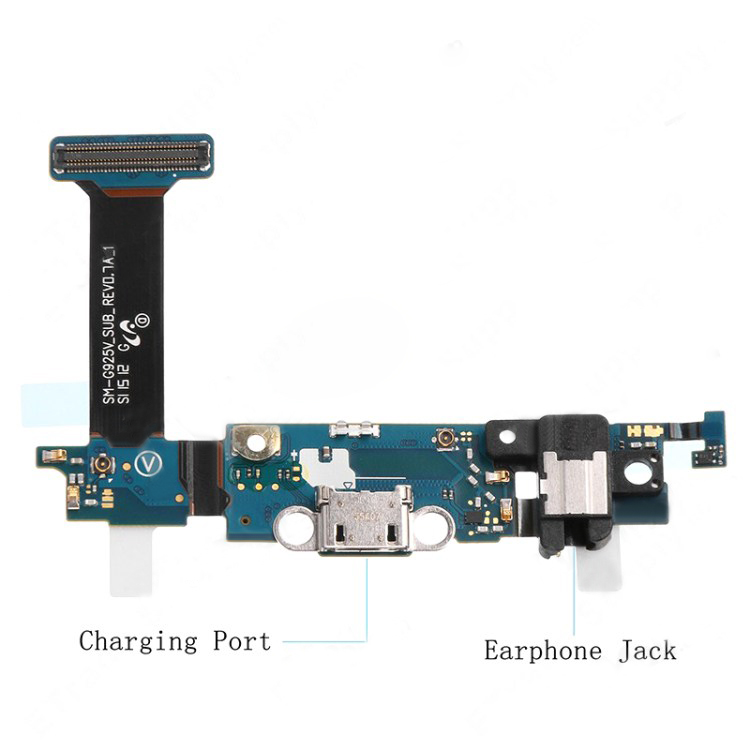 discount Charging Port Flex Cable Replacement for Samsung Galaxy S6 Edge SM-G925V