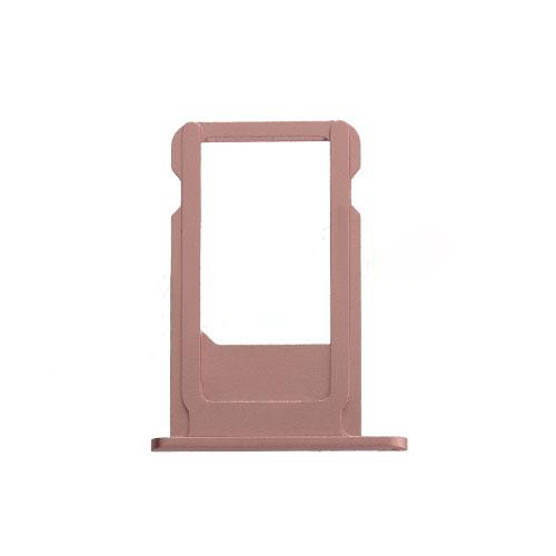 discount High Quality Sim Card Tray for iPhone 6S Plus(5.5 inches) - Rose Gold