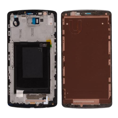 discount Front Housing with Bezel Frame for LG G3 D850