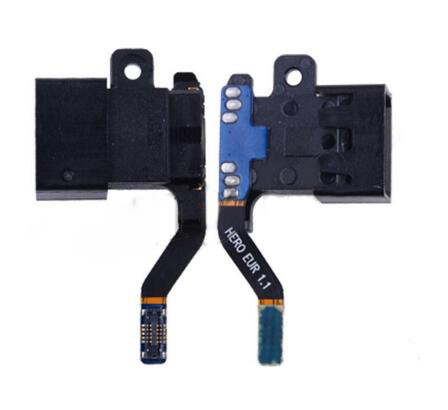 discount Earphone Jack with Flex Cable for Samsung Galaxy SVII G930/ G930F/ G930A/ G930V/ G930P/ G930T/ G930R4/ G930W8