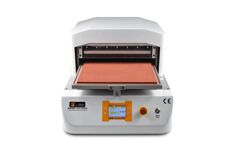 vacuum laminator machine