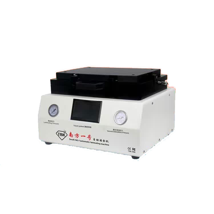 TBK-808 Automatic vacuum laminating machine and bubble remover