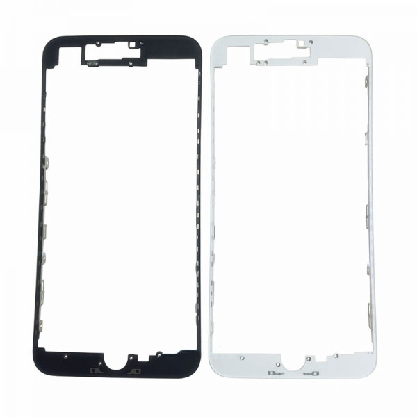 OR For iPhone 7 Plus (5.5 inch) Touch Screen Frame Bezel with hot ...