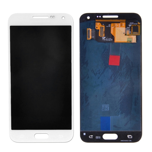discount LCD Display + Touch Screen Digitizer Assembly Replacement for Samsung Galaxy E7(White)