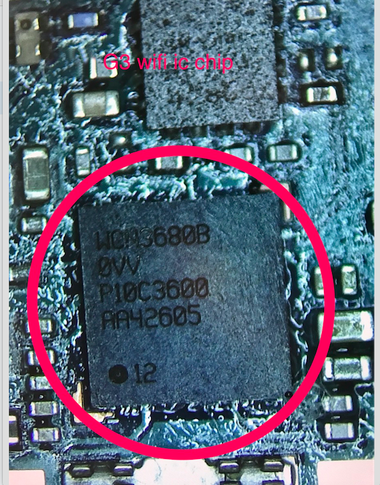 Wifi Ic Chip For For Lg G3 3680b Cpr17020801 2 24