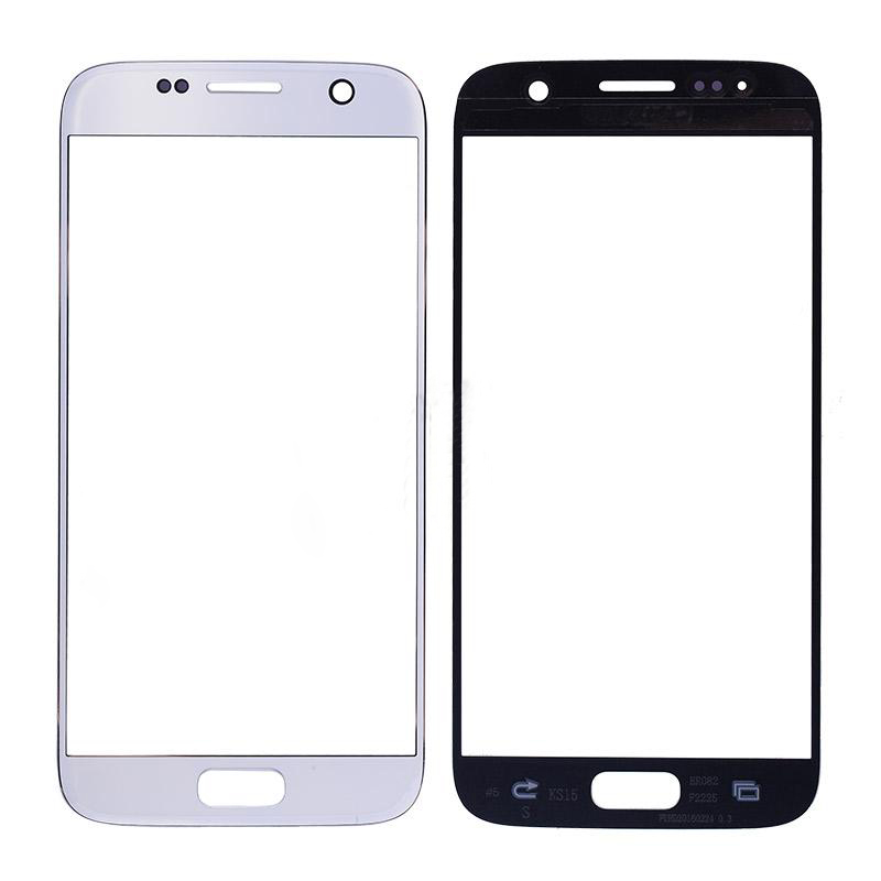 OR Front Screen Glass Lens with OCA Sticker for Samsung Galaxy SVII G930-Silver