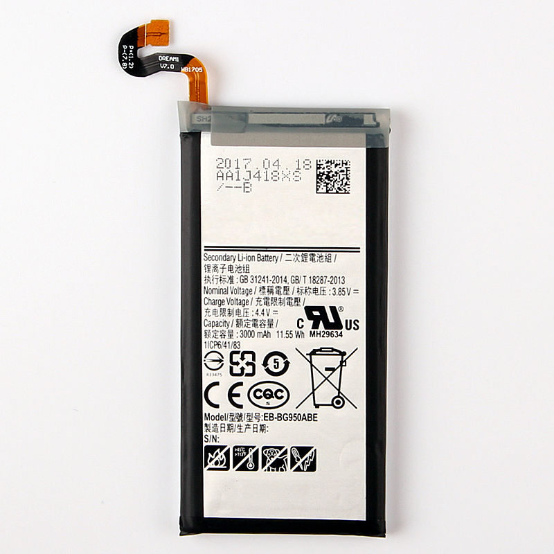 3.85V 3000mAh Battery For Samsung Galaxy S8(OR)