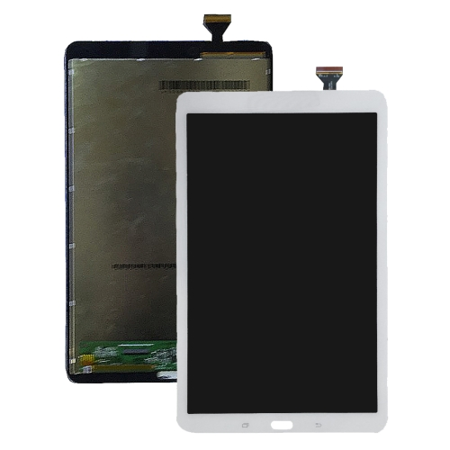 White Touch Screen Glass Digitizer for Samsung Galaxy Tab E 9.6 Not Include LCD T560