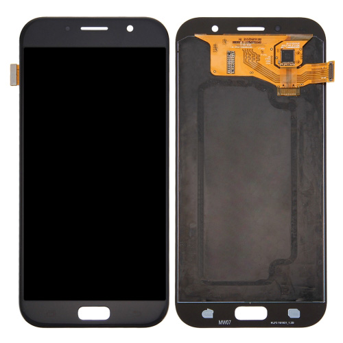 For Samsung Galaxy A7 (2017) / A720 LCD Screen + Touch Screen Digitizer Assembly(Black)