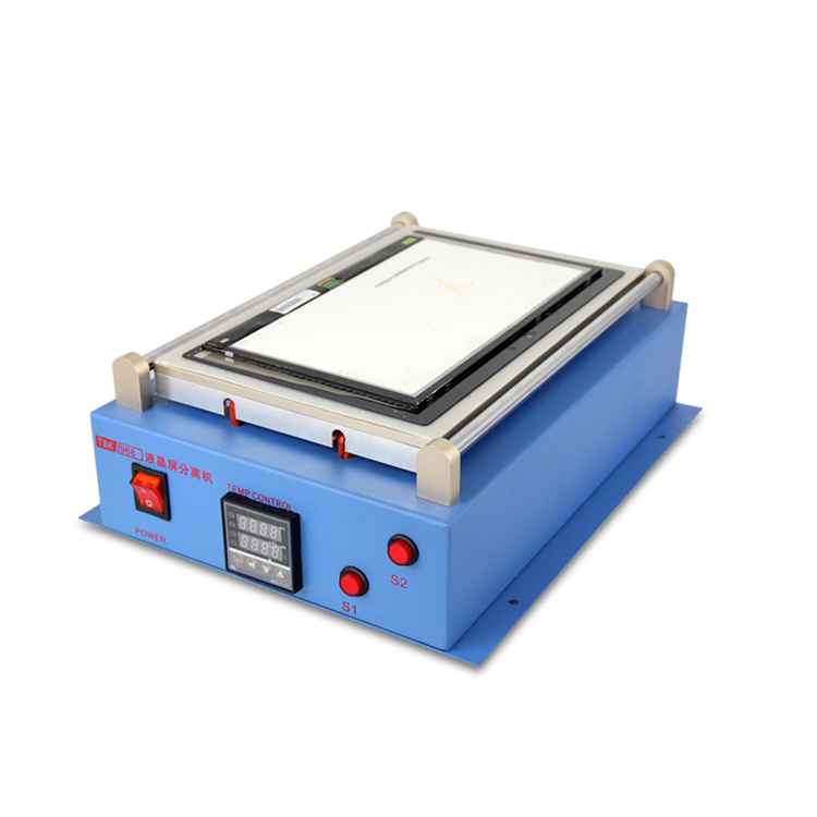 Mobile phone and tablet lcd panel repairing machine kit