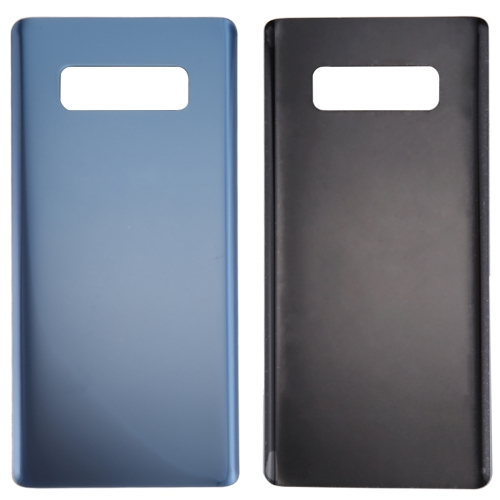 For Samsung Galaxy Note 8 Battery Back Cover with Adhesive(Blue)