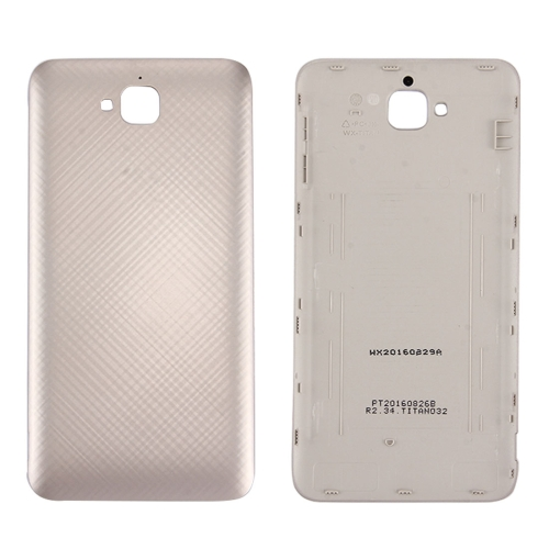For Huawei Enjoy 5 Battery Back Cover(Gold)
