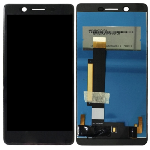 For Nokia 7 LCD Screen + Touch Screen Digitizer Assembly(Black)