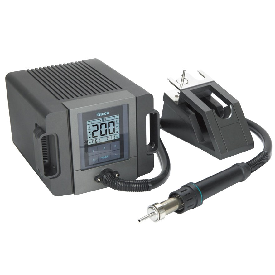 120W Intelligent Lead Free Lcd Soldering Station 220V - QUICK TS1200A