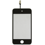 Touch Screen Lens for iPod Touch 4G 4th 4 Gen Black