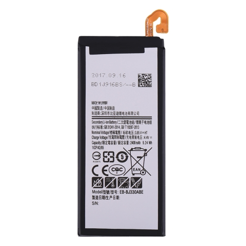 For Samsung Galaxy J3 (2017) / J330 3.85V 2400mAh Rechargeable Li-ion Battery