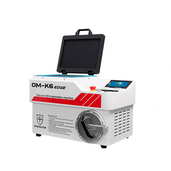 OM-K6 Edge Air Bag Vacuum OCA Lamination Machine for Curved Edge screen