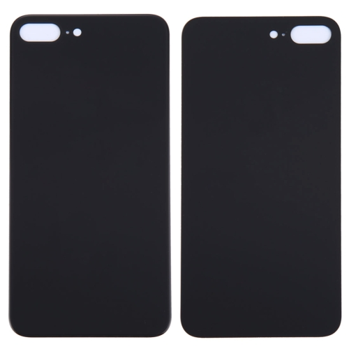OR Quality for iPhone 8 Plus Battery Back Cover(Black)(EU Versions)