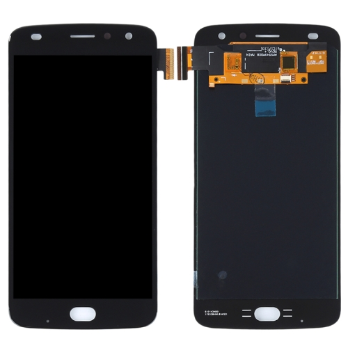 LCD Screen and Digitizer Full Assembly for Motorola Moto Z2 Play