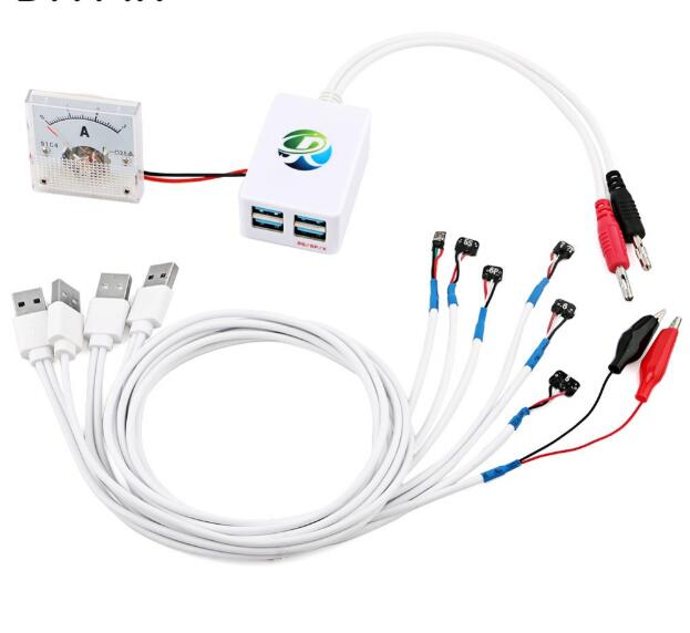 DC Power Supply Cable Phone Dedicated Power Test Cable for iPhone 5 ...