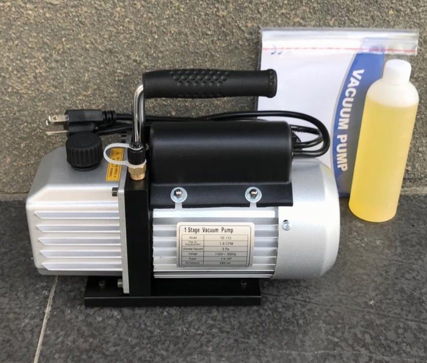 Vacuum Pumps - Single Stage Vacuum Pump VP 115