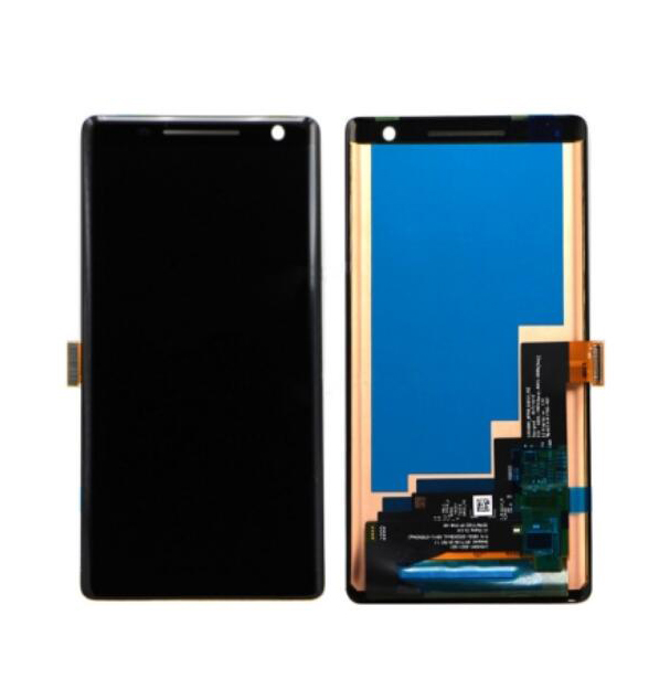 LCD Screen and Digitizer Full Assembly for Nokia 8 Sirocco (Black)