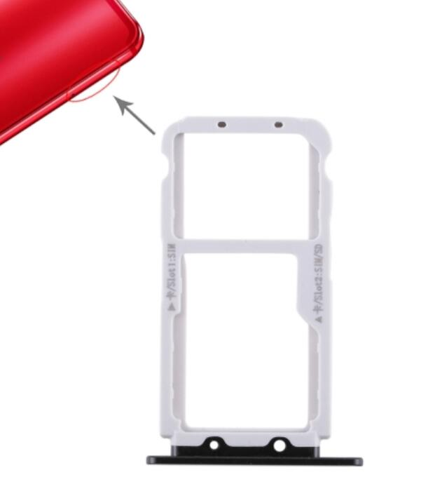 SIM Card Tray + SIM Card Tray / Micro SD Card for Huawei Honor View 10 / V10