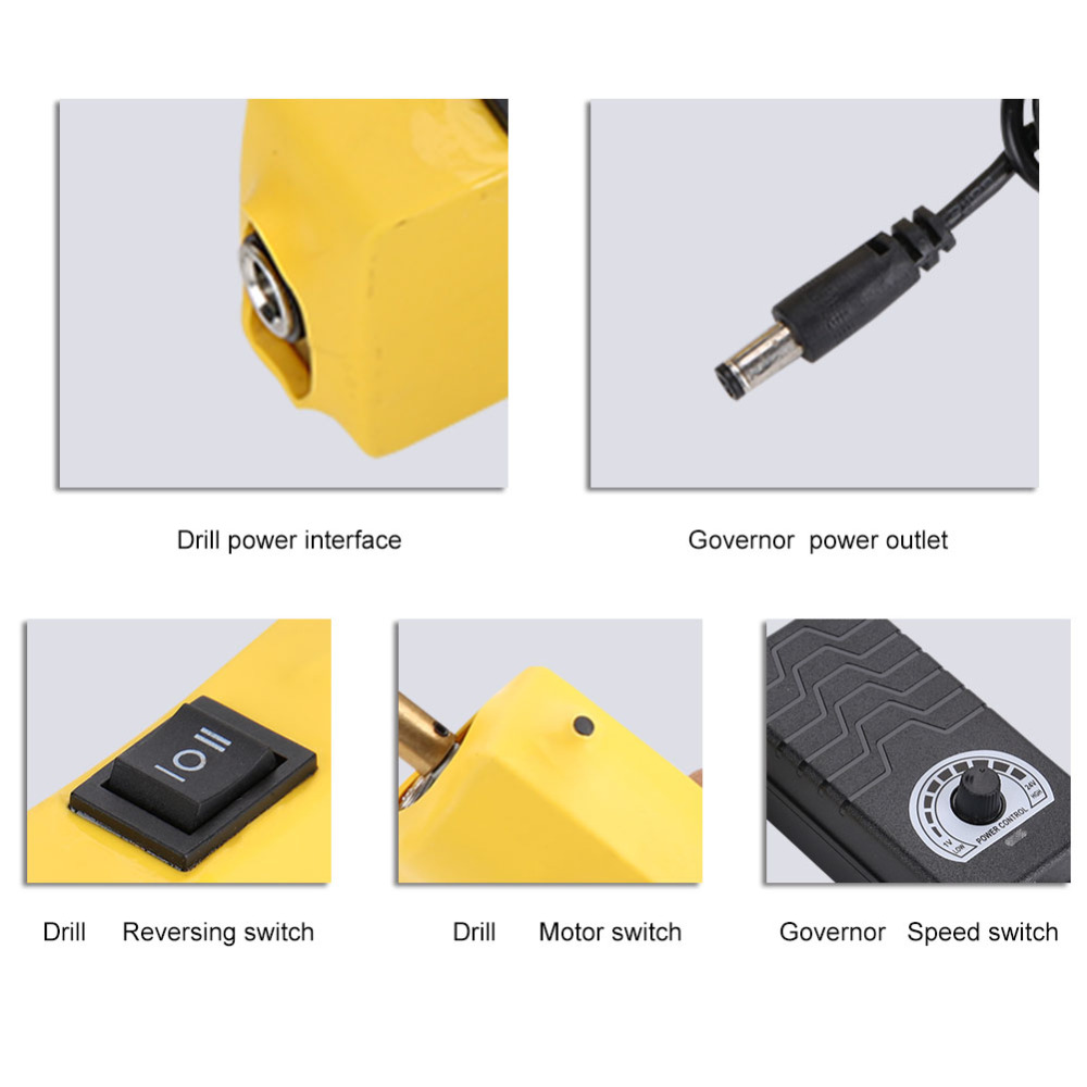 Glue Remover Clean Machine OY6+ 100-240V US OCA Glue Remover Tool for Mobile Phone LCD Screen Repair with Electro-motor