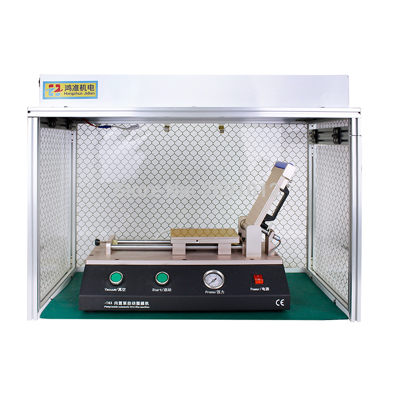 Mini Dust Free Room Work Table Phone LCD Repair Machine Cleaning Room With Mat Tools 110V/220V