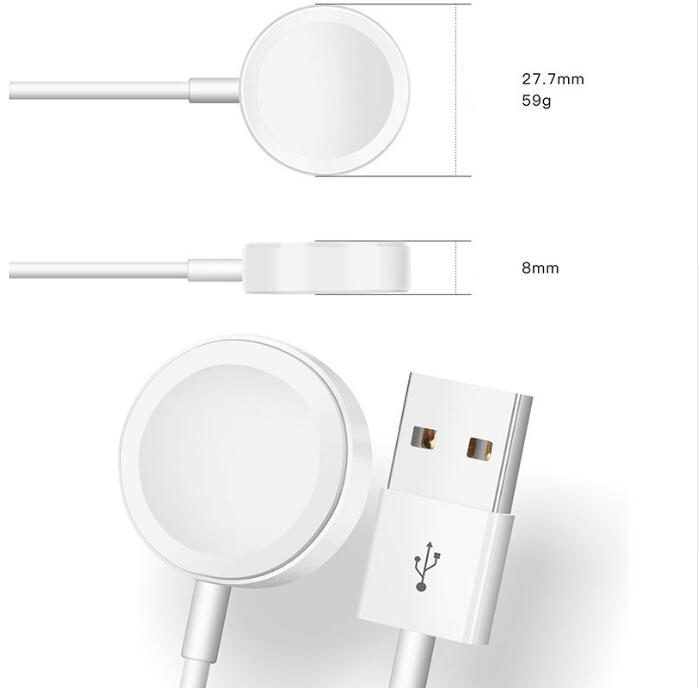 Fast Wireless Magnetic Charging Cable for Apple Watch Charger Adapter for iWatch Series 1 2 3 4