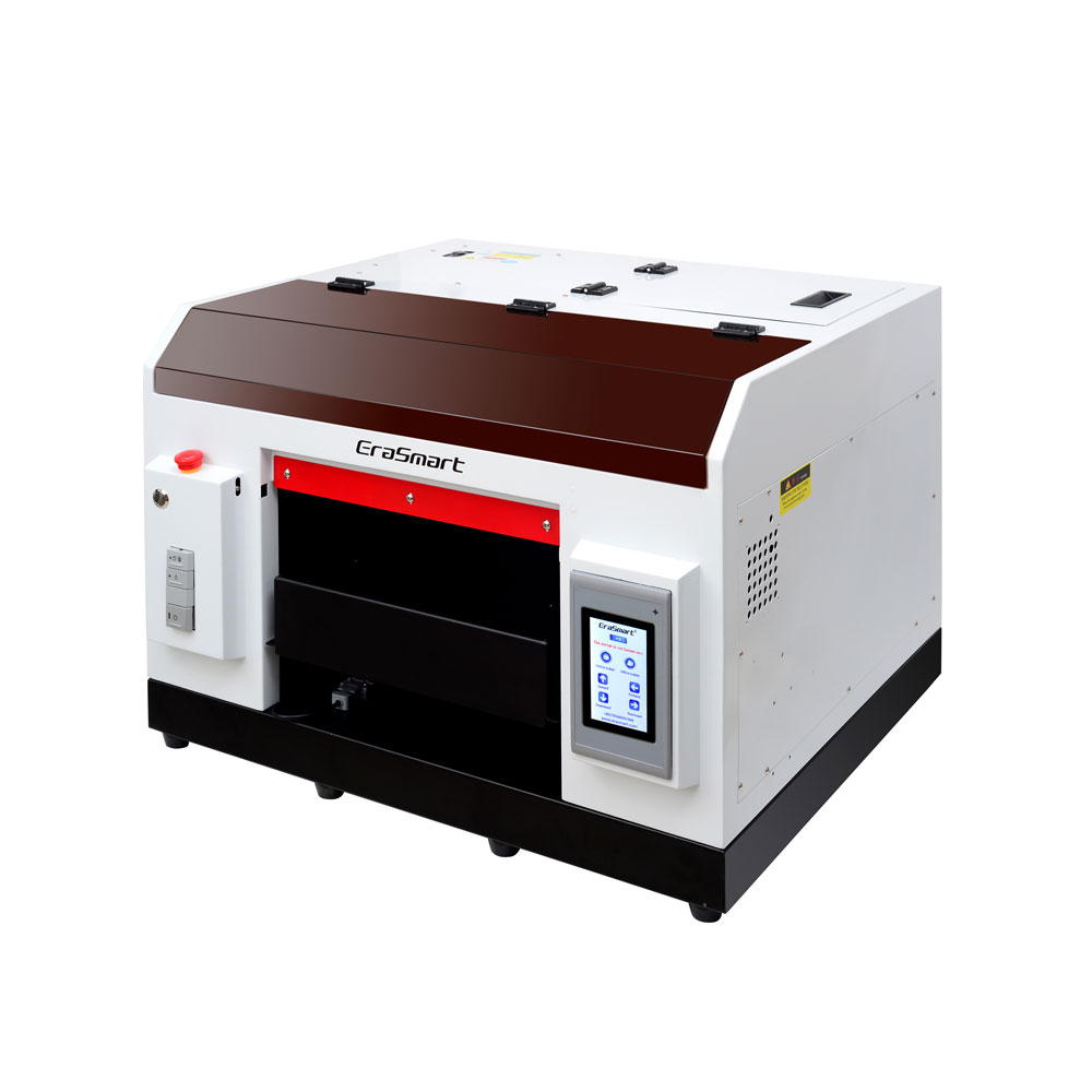 A3 1390 Flatbed Printing UV Inkjet Printer Machine For Mobile Phone Case