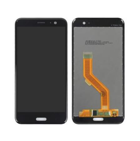LCD Screen and Digitizer Full Assembly for HTC U11 (Black)