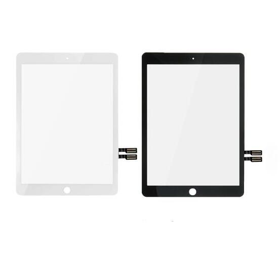 Button A1893 A1954+Adhesive For iPad 6 2018 Touch Screen Digitizer Replacement