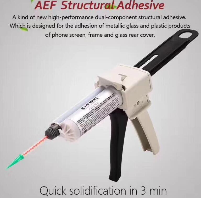 AEF Structural Adhesive Glue Gun apply to CPR190430E04