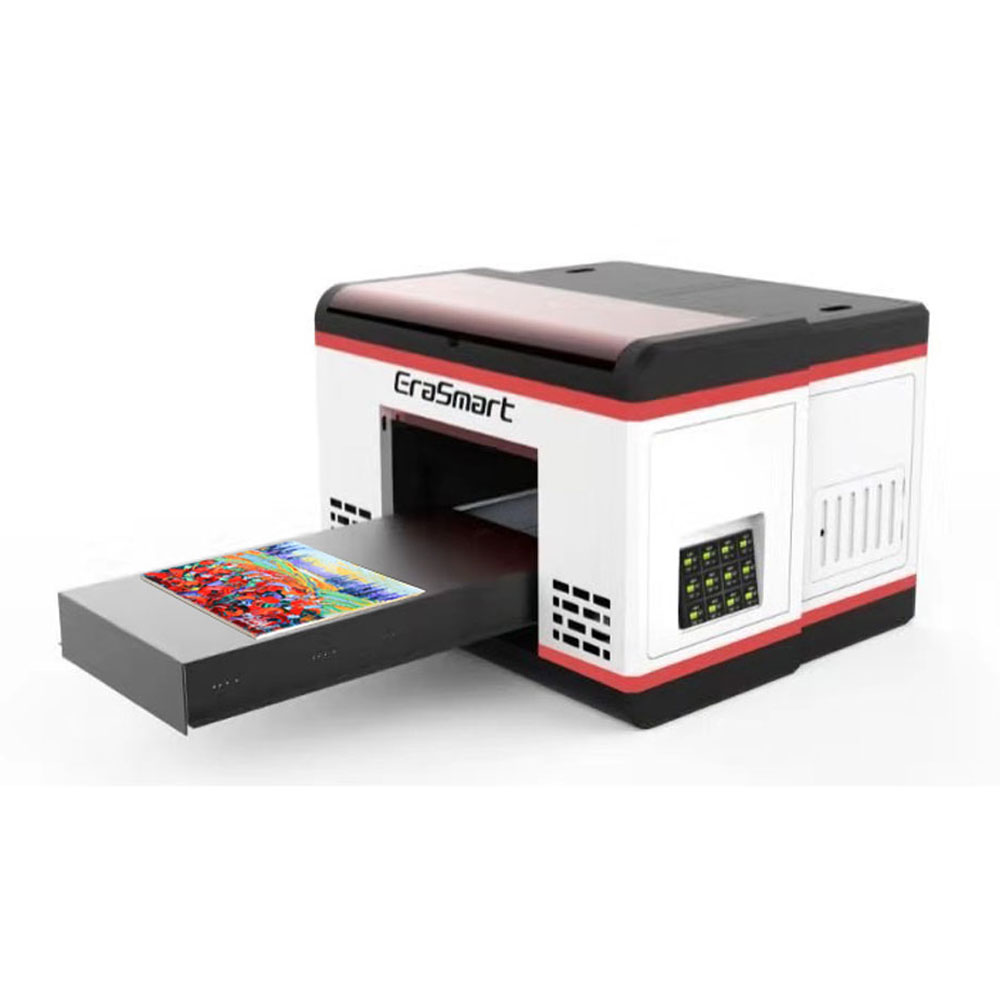 The Newest Arrival Desktop Fabric A3 Garment T Shirt Printer Tshirt  Printing Machine DTG Printer