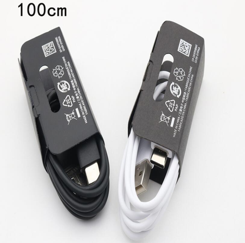Original S10/S10 Plus Type-C USB Cable 2A Fast Charger Data Cable