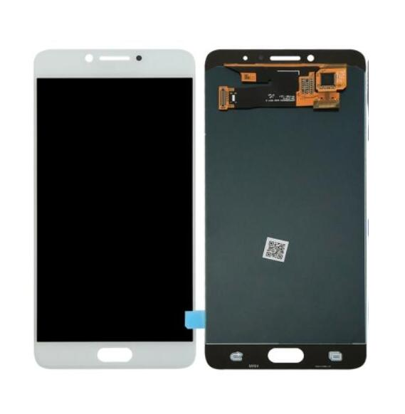 Original LCD Screen and Digitizer Full Assembly for Galaxy C7 Pro / C7010