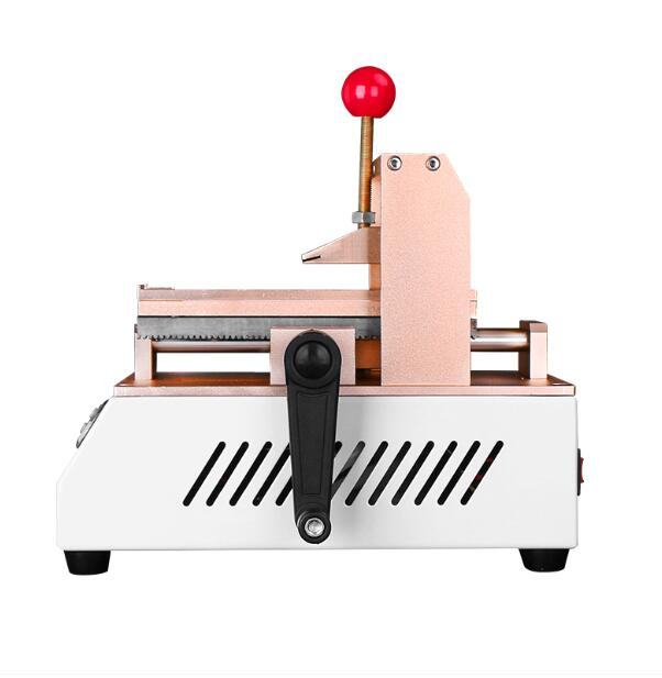OM-C1 Polarizer Remover Machine For Removing iPhone Samsung Polarizer Film Separate
