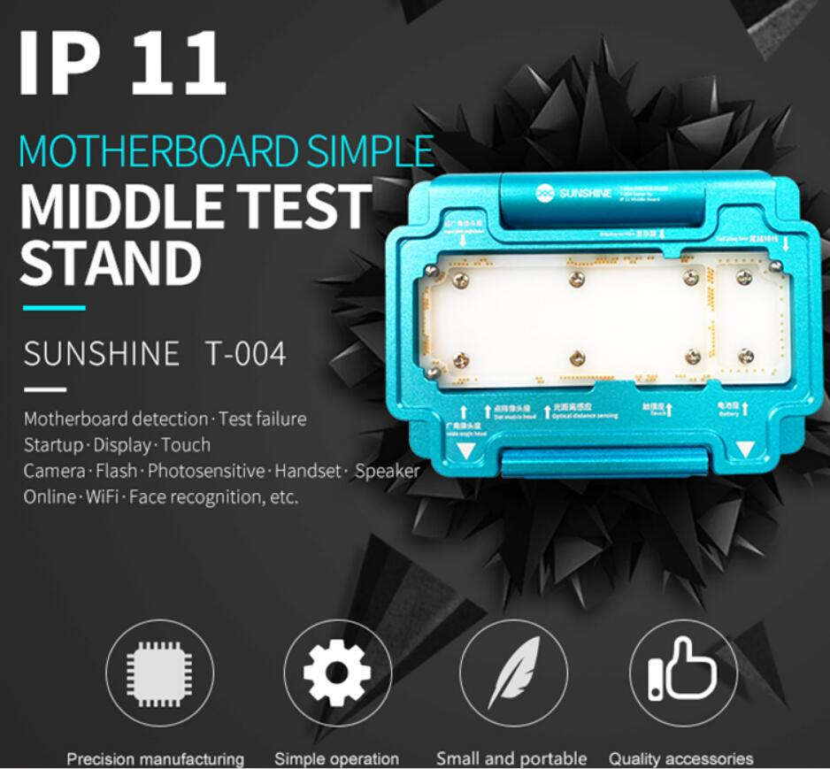T-004 for iPhone 11 motherboard test fixture Middle test fixture