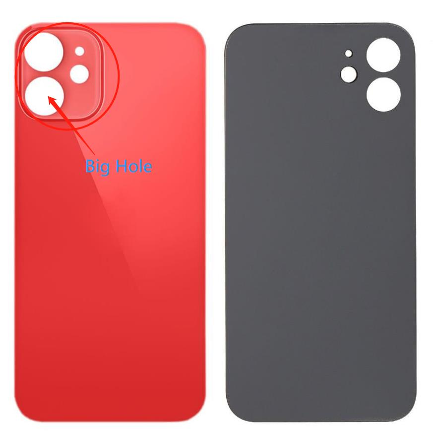 Big Camera Hole(No Need Open Iphone Change Battery Cover) For Iphone 12